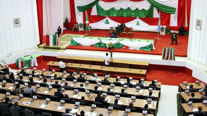 Gitega, future capitale du Burundi