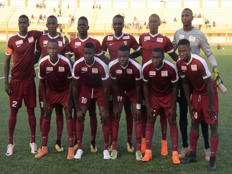 Coupe CAF : Génération Foot stoppée par Hassania (1-0)