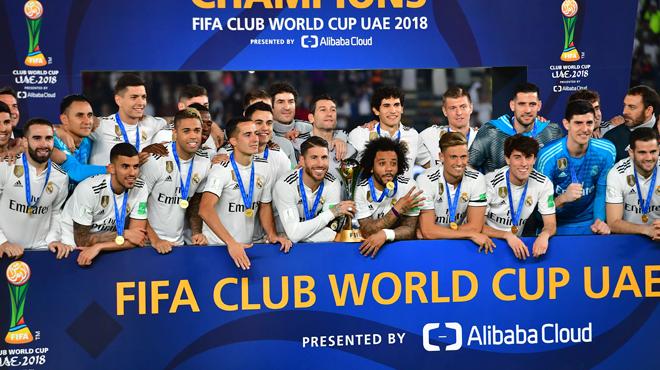 Real : la belle prime du Mondial des clubs
