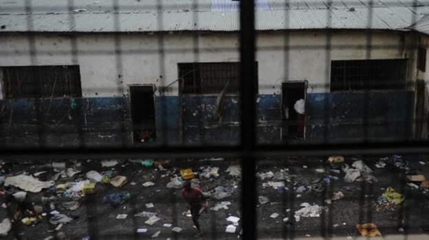 Des femmes s'évadent d'une prison en RDC