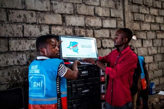 Report du vote dans certaines régions de la RDC