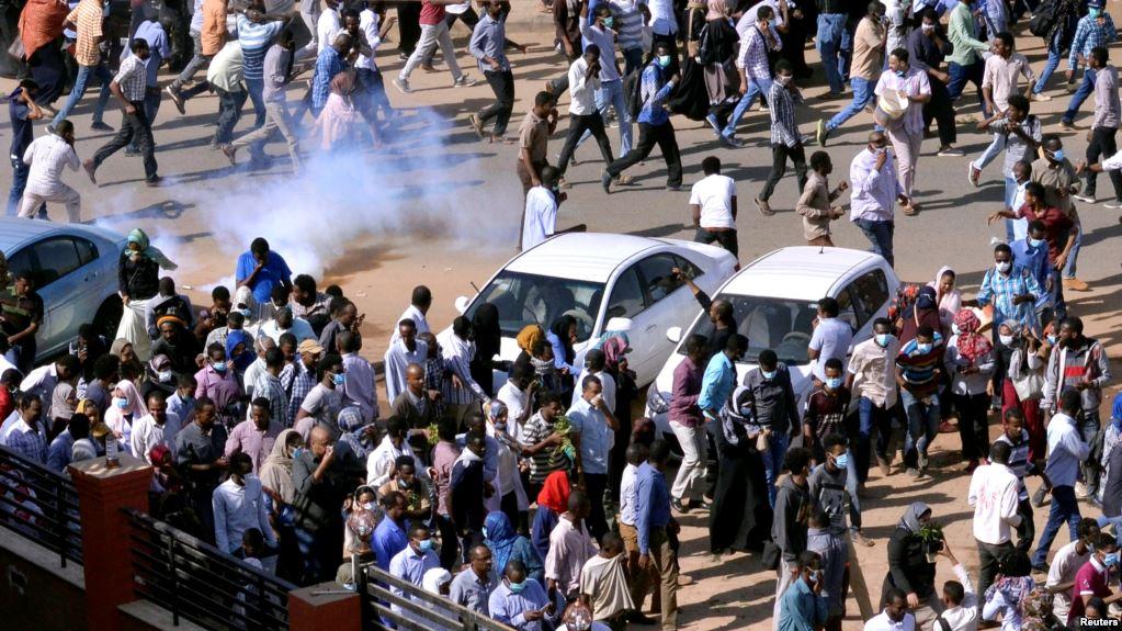 Soudan : Une marche vers la présidence empêchée à Khartoum