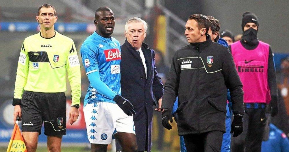 La sanction contre l'Inter Milan est tombée
