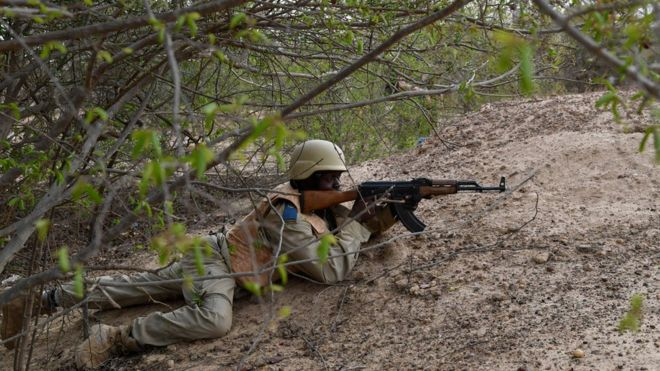 Dix gendarmes tués dans une embuscade au Burkina Faso