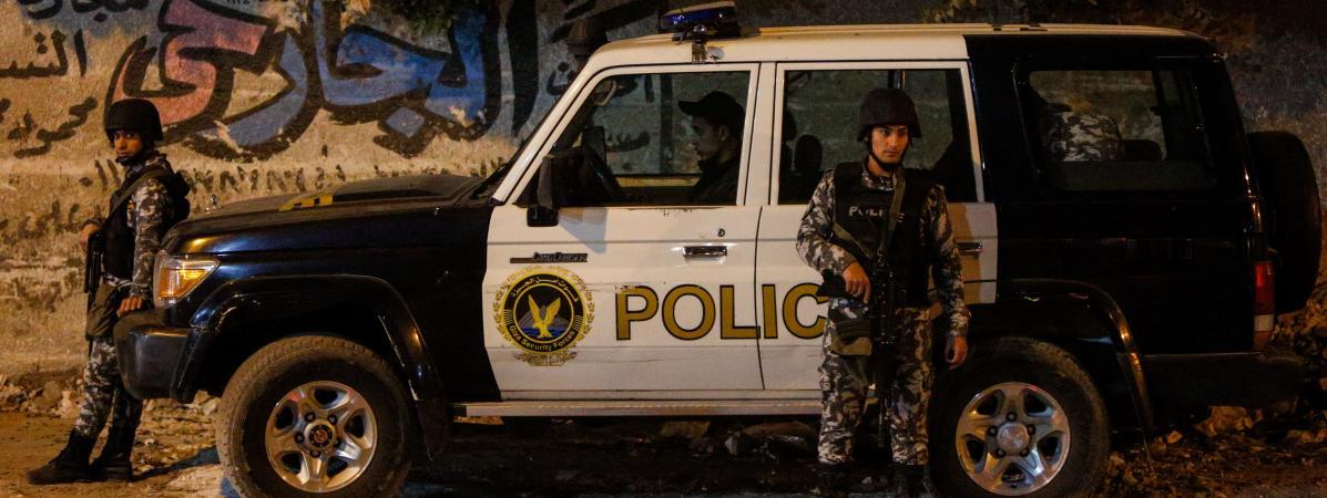 40 terroristes tués en Egypte ce samedi