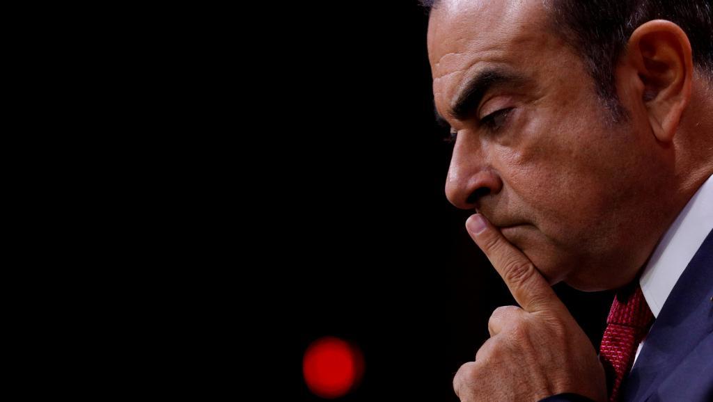 Japon: la garde à vue de Carlos Ghosn prolongée jusqu'au 11 janvier