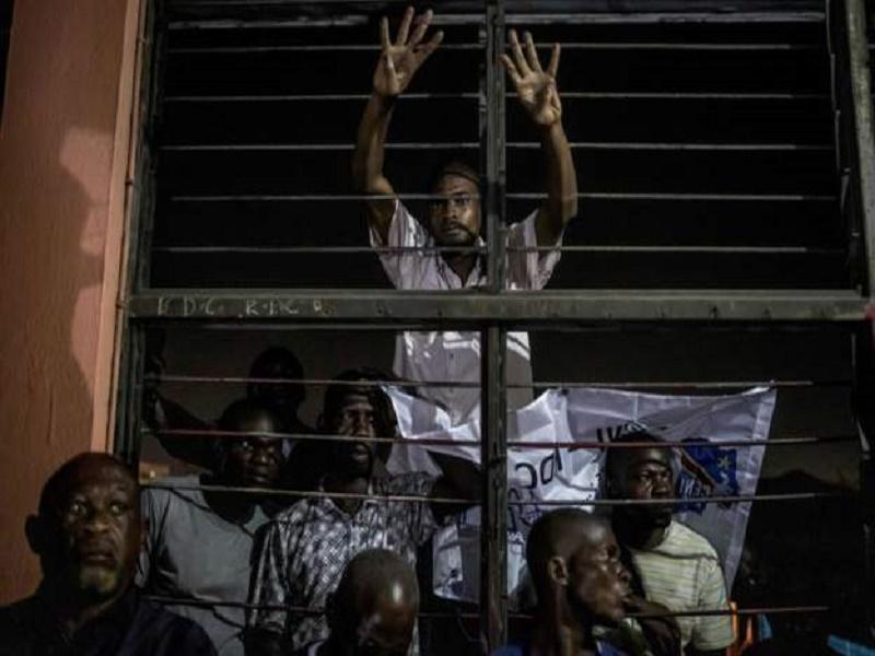Trois prétendants se disputent la victoire en RDC