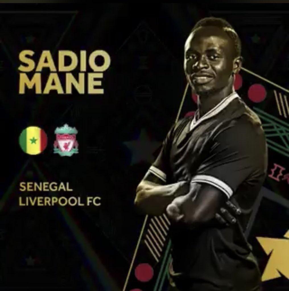 On connaît les trois finalistes des CAF AWARDS pour le trophée du meilleur joueur africain
