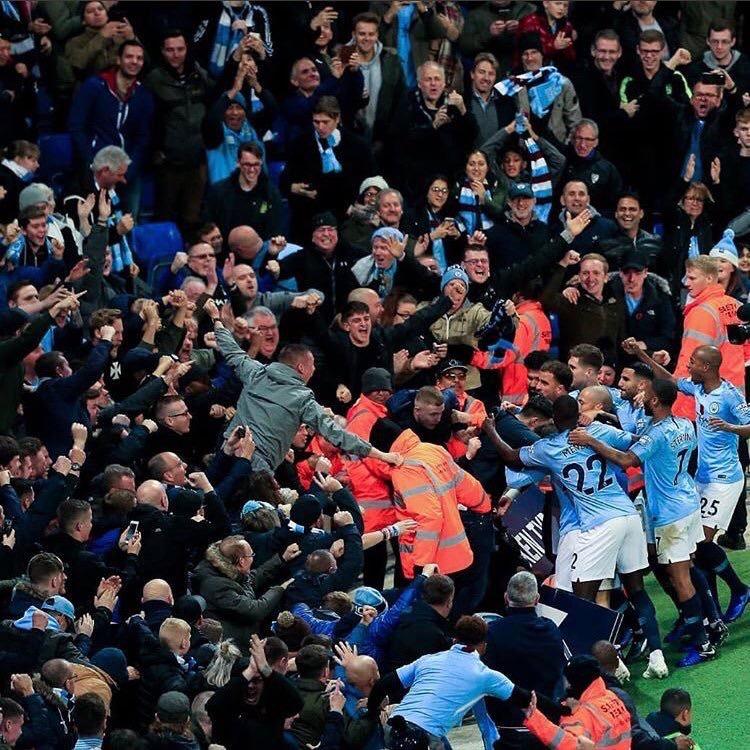 Premier League : Manchester City met fin à l'invincibilité de Liverpool et se rapproche