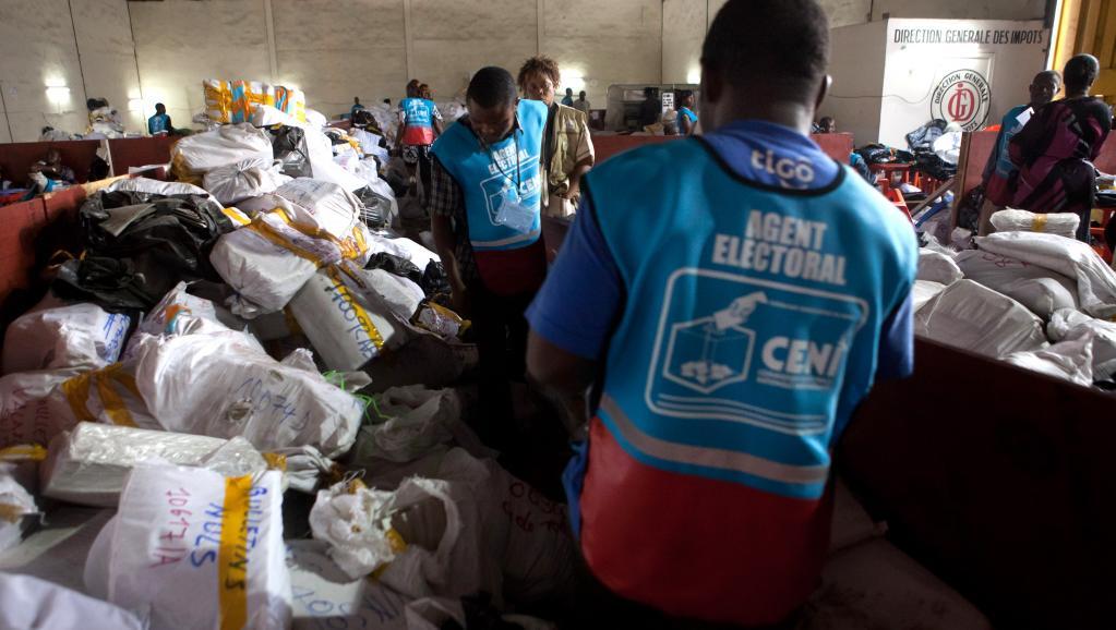 RDC: la compilation continue, l'opposition dénonce les fraudes