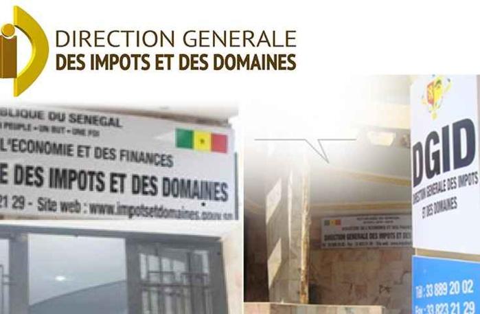 Le DG des Impôts et Domaines dévoiles les recettes fiscales du Sénégal en 2018