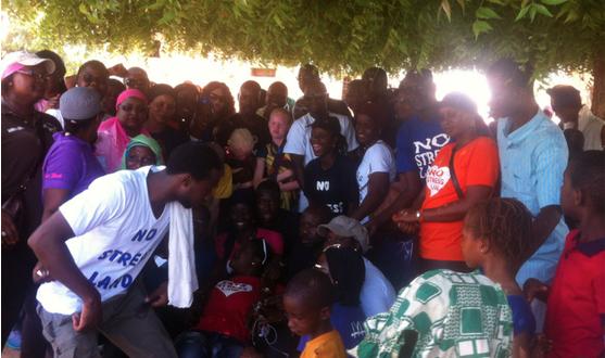 Hôpital Aristide Le Dantec : No Stress Land redonne le sourire aux enfants atteints de cancer