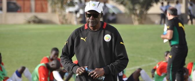 """URGENT - Décès de l'ancien coach des """"Lions"""" Karim Séga Diouf"""
