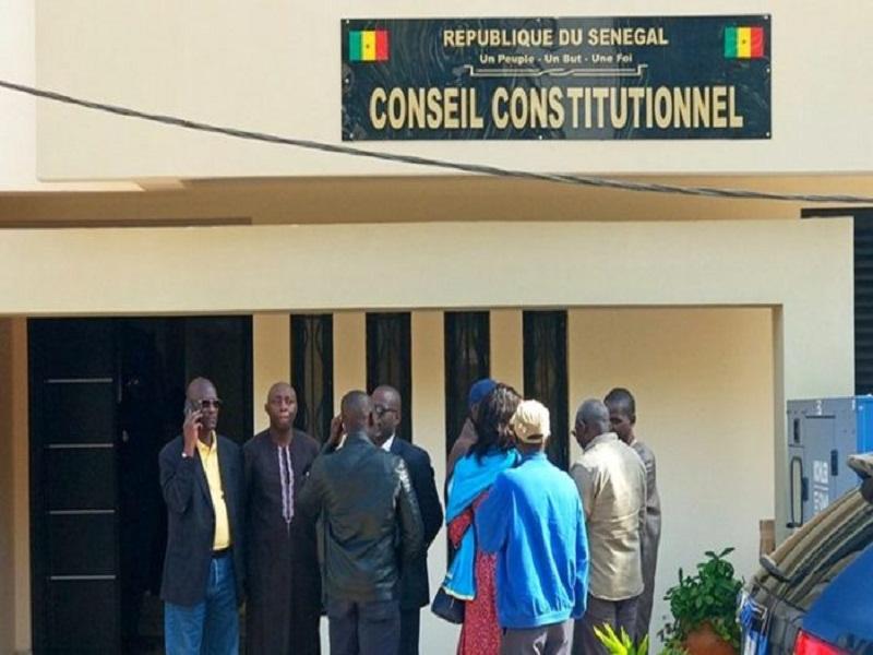 Parrainage: le constat des 7 observateurs de la société civile lors de la vérification des signatures