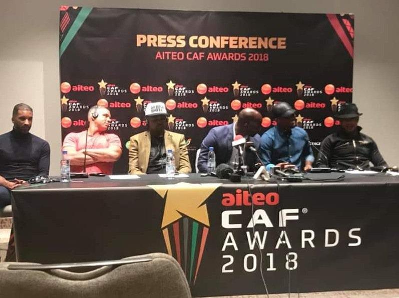 ( Image) Eto'o, Drogba, Kanu… Les légendes du foot africain à Dakar pour affronter Les Lions de 2002
