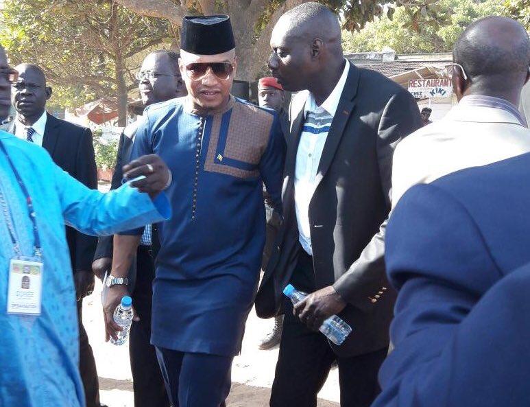 Je vais travailler désormais avec le président de la FSF Me Senghor pour apporter la première Coupe d'Afrique des nations(CAN) au Sénégal