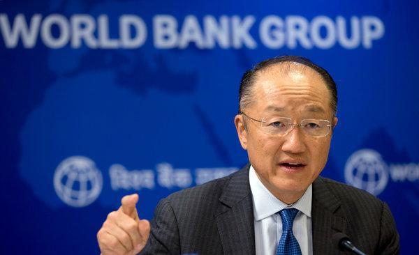 Urgent - Le président de la Banque mondiale Jim Yong Kim annonce sa démission