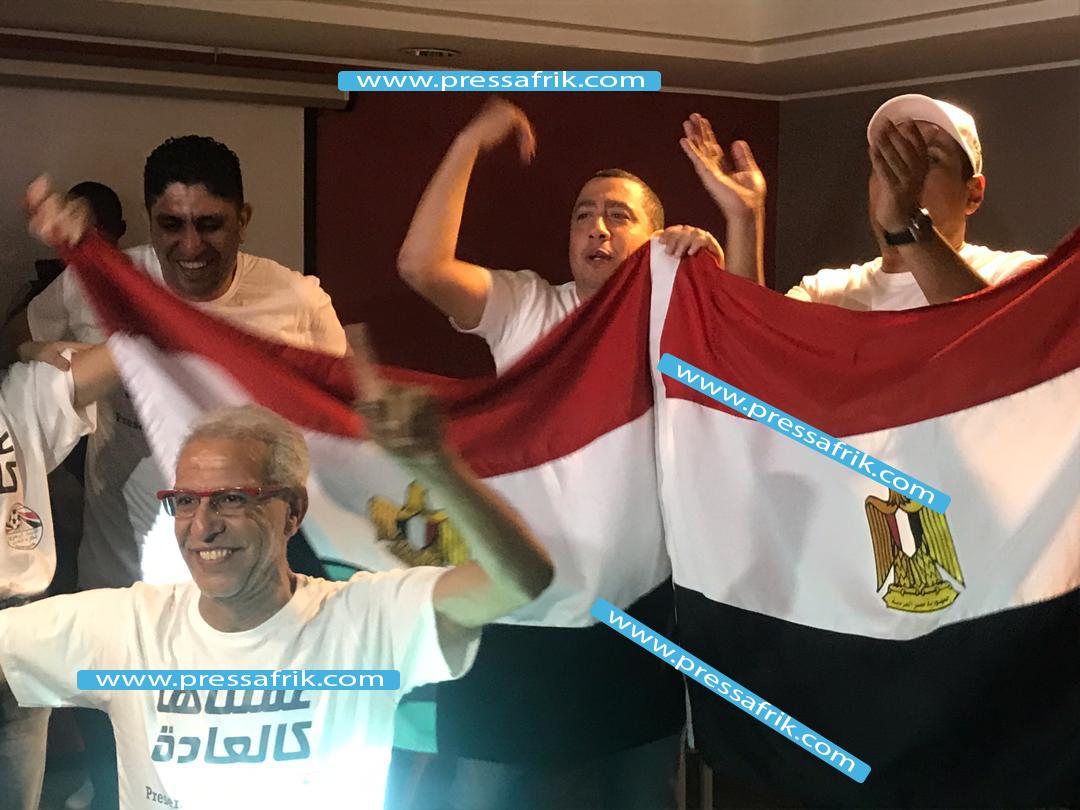 Officiel ! L'Egypte va accueillir la Can 2019