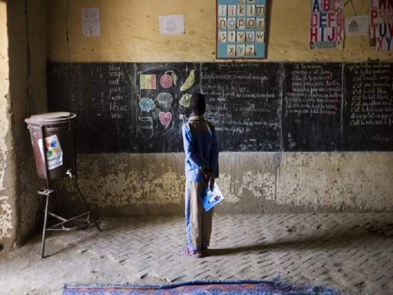 L'école malienne paralysée