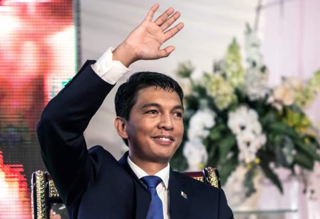 Andry Rajoelina officiellement président de Madagascar