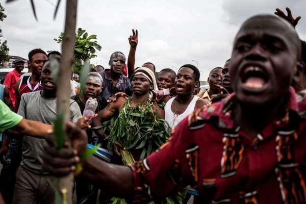Appel au calme après les résultats en RDC