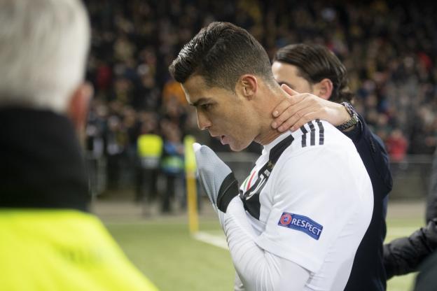 Cristiano Ronaldo : la police de Las Vegas demande un prélèvement d'ADN dans l'affaire de viol présumé