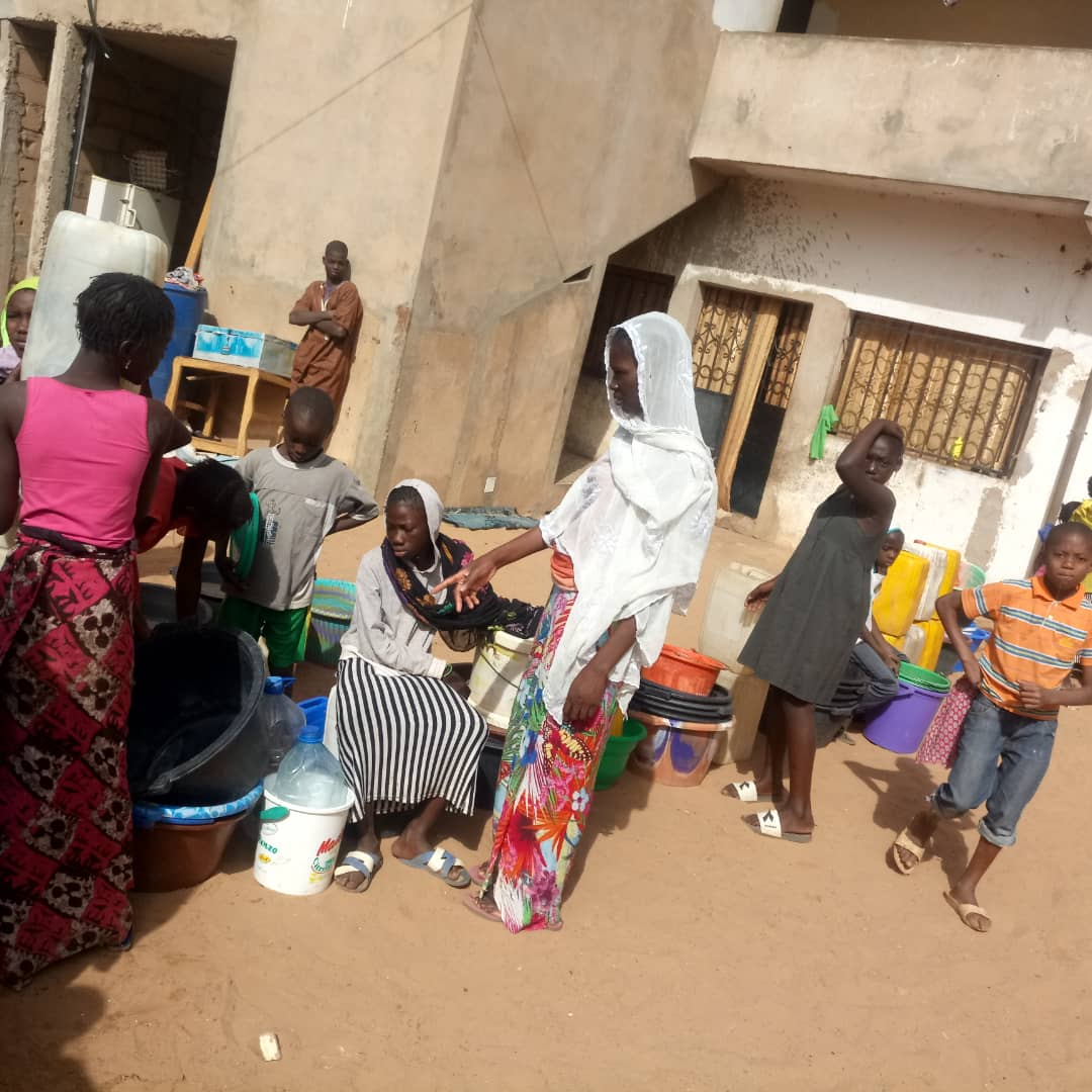 Pénurie d'eau à Mboro : des populations dans la galère depuis une semaine