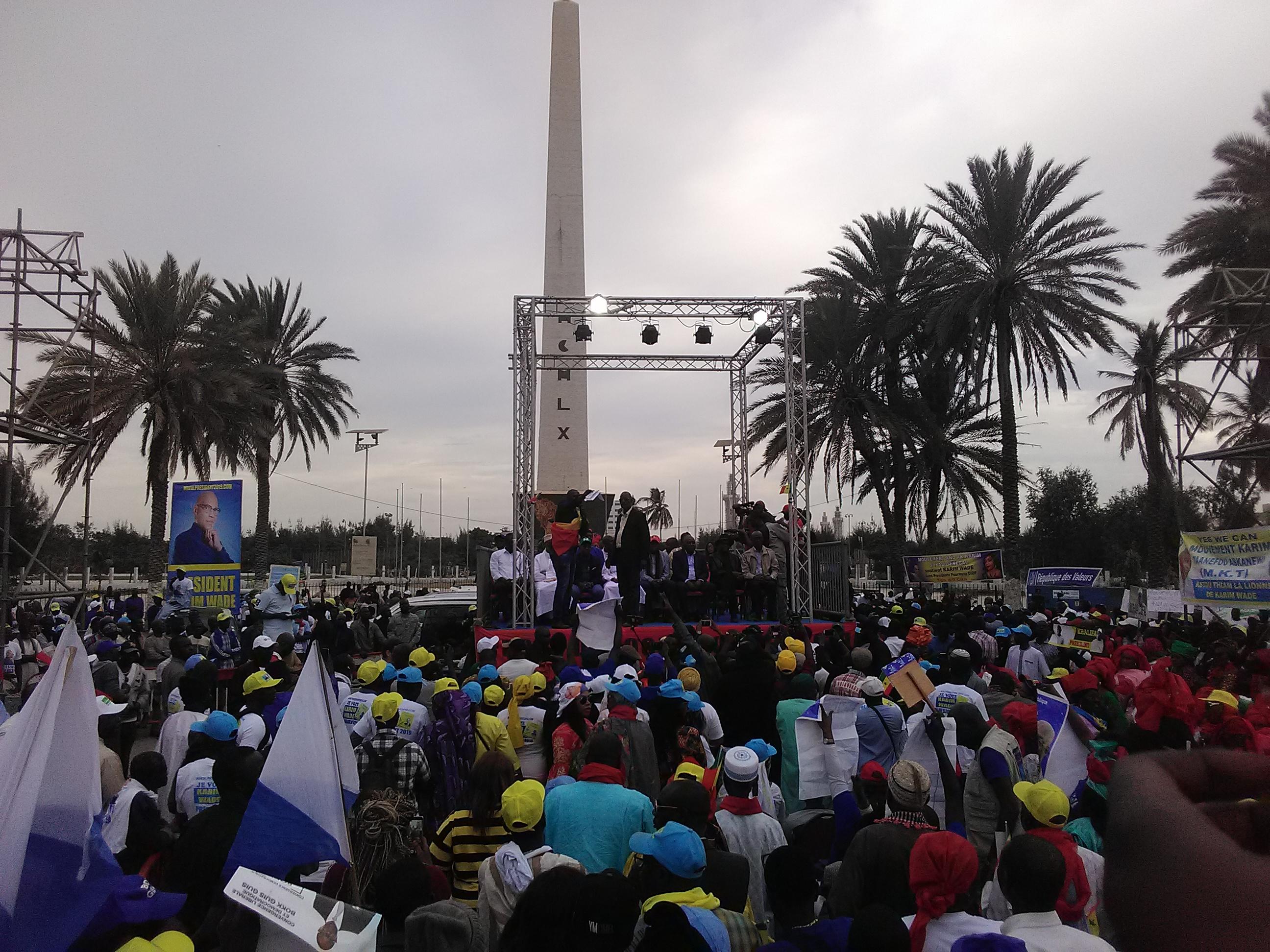 """Place de la Nation- Moussa Diakhaté aux opposants : """"Nous voulons une opposition"""""""