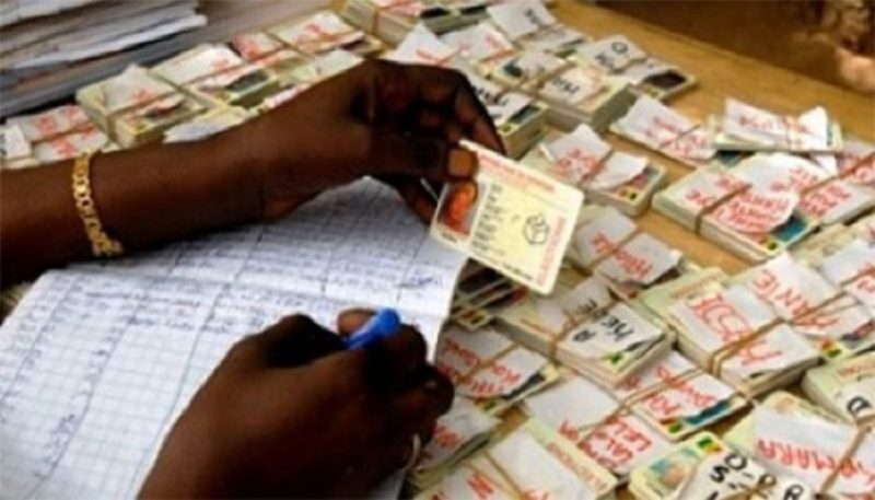 Sédhiou: plus de 10.000 cartes d'électeurs non retirées