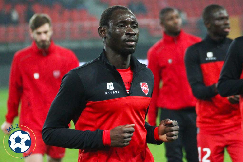 OFFICIEL : Saliou Ciss de retour à Valenciennes