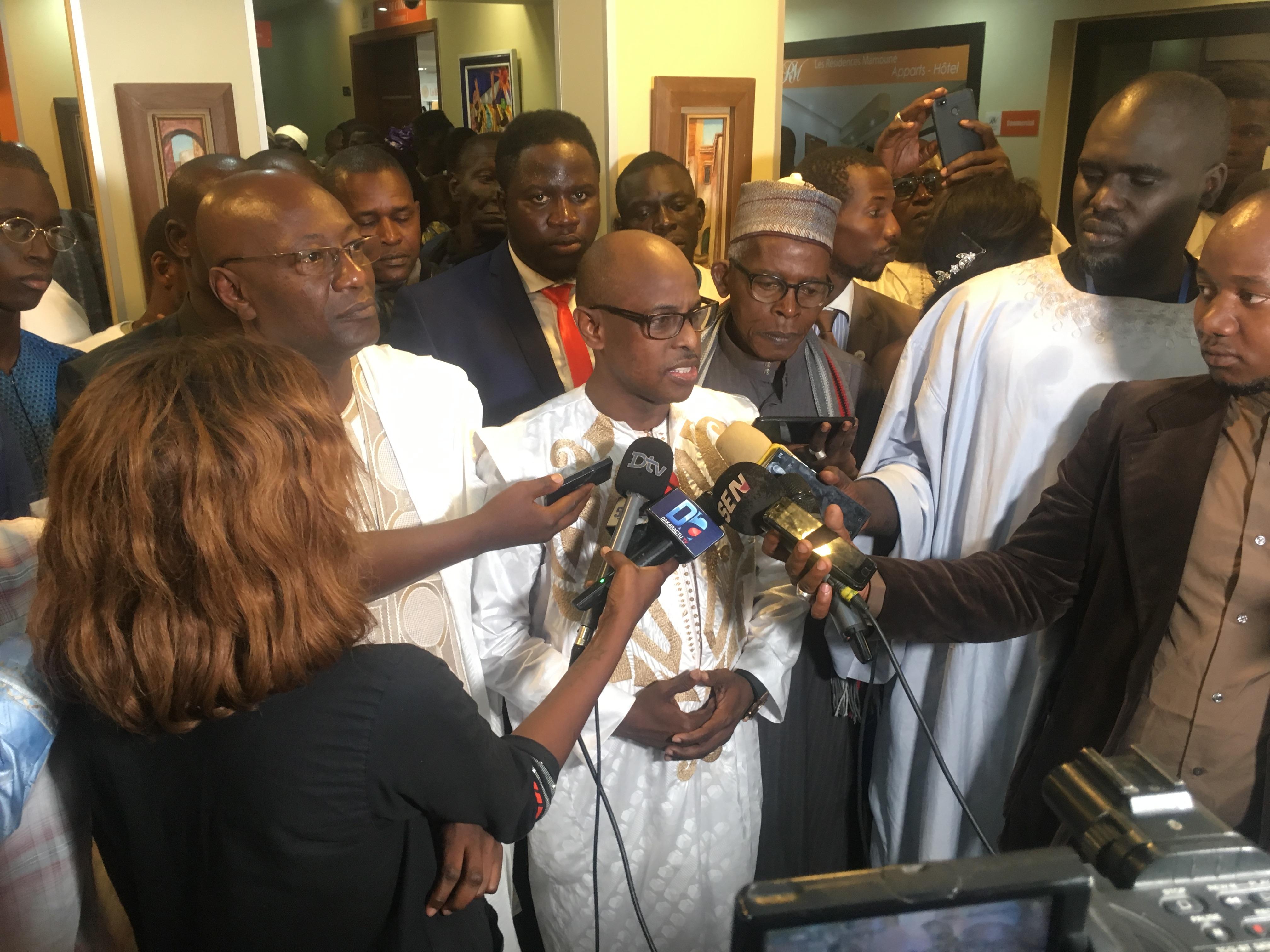 """Ibrahim Moulaye Touré, président du PROMES : """"ma conviction a toujours été que le poste de comptable n'est pas conforme avec la politique"""""""