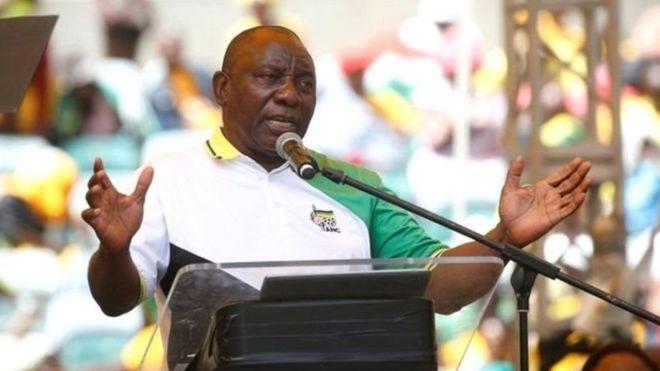 Ramaphosa s'élève contre les agressions sexuelles