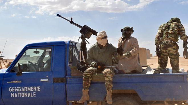 Le Niger décidé à freiner la traite des migrants