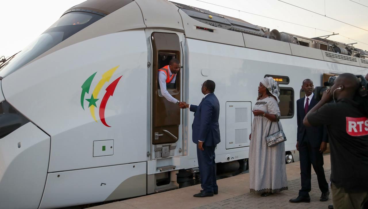 Inauguration du TER : le Président Macky Sall dégaine 50 milliards pour les impactés
