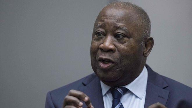 La CPI suspend la libération de Laurent Gbagbo
