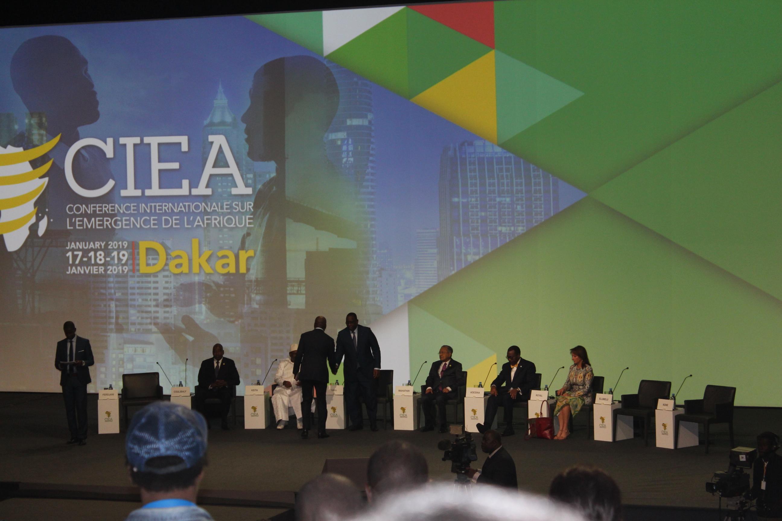 3e Edition CIEA : Macky Sall invite les Etats africains à ne plus accorder d'exclusivités aux investisseurs étrangers