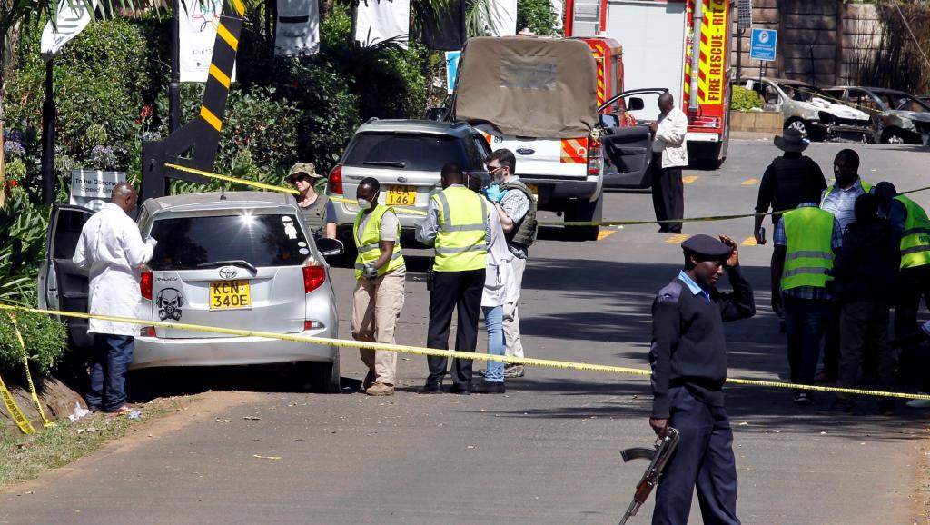 Kenya: des suspects arrêtés après l'attaque d'un complexe hôtelier