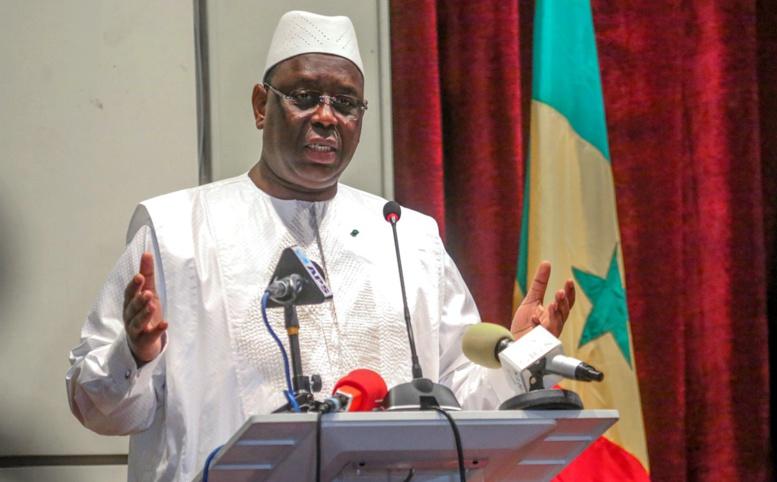 Macky se montre très menaçant à Guédiawaye: «nous ne laisserons personne installer la peur dans ce pays»