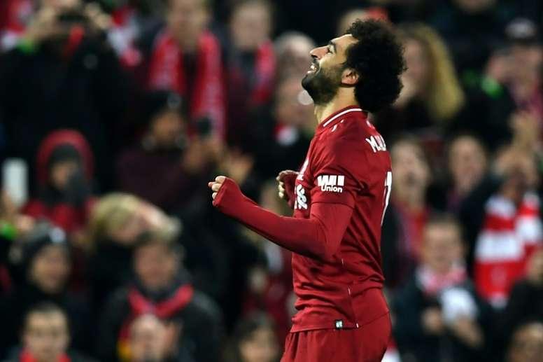 Salah détruit la Premier League avec une moyenne historique