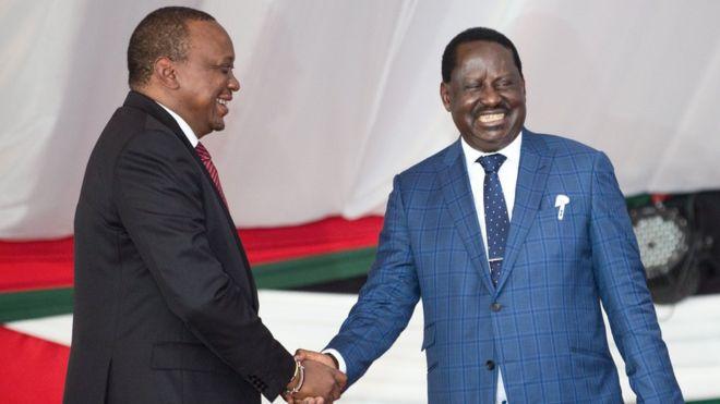 Un pays pour deux présidents