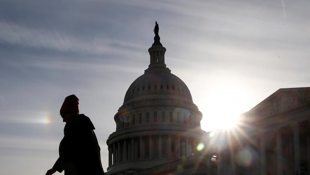 Le Sénat doit voter deux propositions de sortie du «shutdown», sans réel espoir