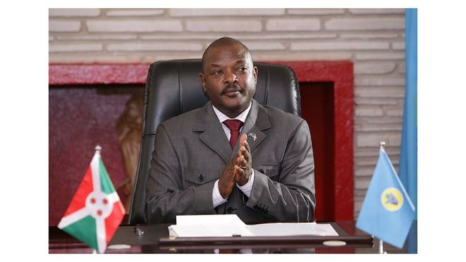 Plainte du président Nkurunziza contre une chaine de Télévision française et 3 'complices'