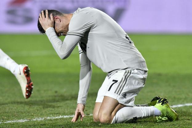 Coupe d'Italie : la Juve éliminée par l'Atalanta !