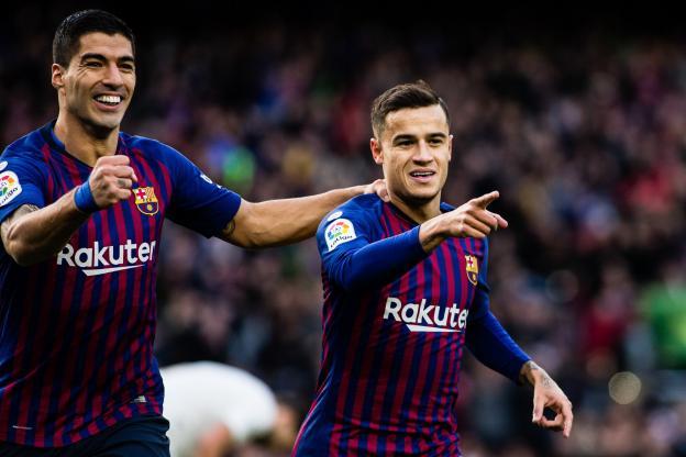 Le Barça s'enflamme face à Séville (6-1) et se qualifie pour les demies de la Coupe du Roi