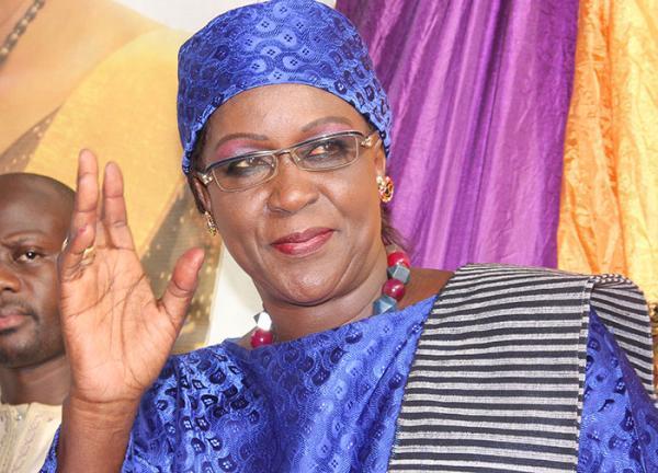 Officiel ! Amsatou Sow Sidibé soutient Idy