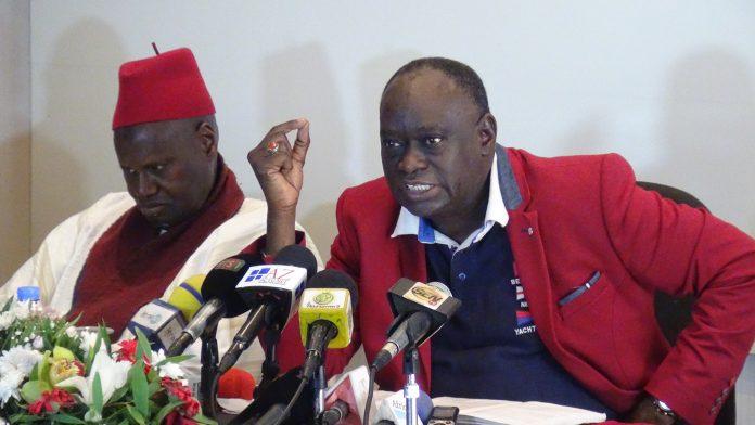 Bataille d'opinion sur l'affaire des 94 milliards: Mamour Diallo lâche Me El Haj Diouf sur Sonko