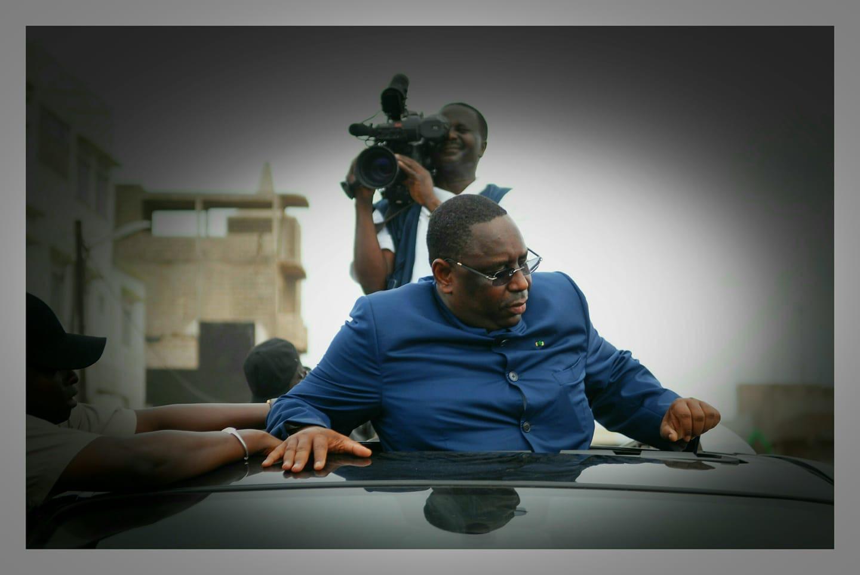 Les photographes du Sénégal appellent à sanctionner Macky Sall