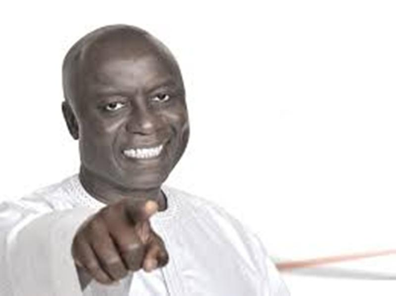 Présidentielle sénégalaise: Idy s'en prend à Macky Sall et fait un clin d'œil à Wade