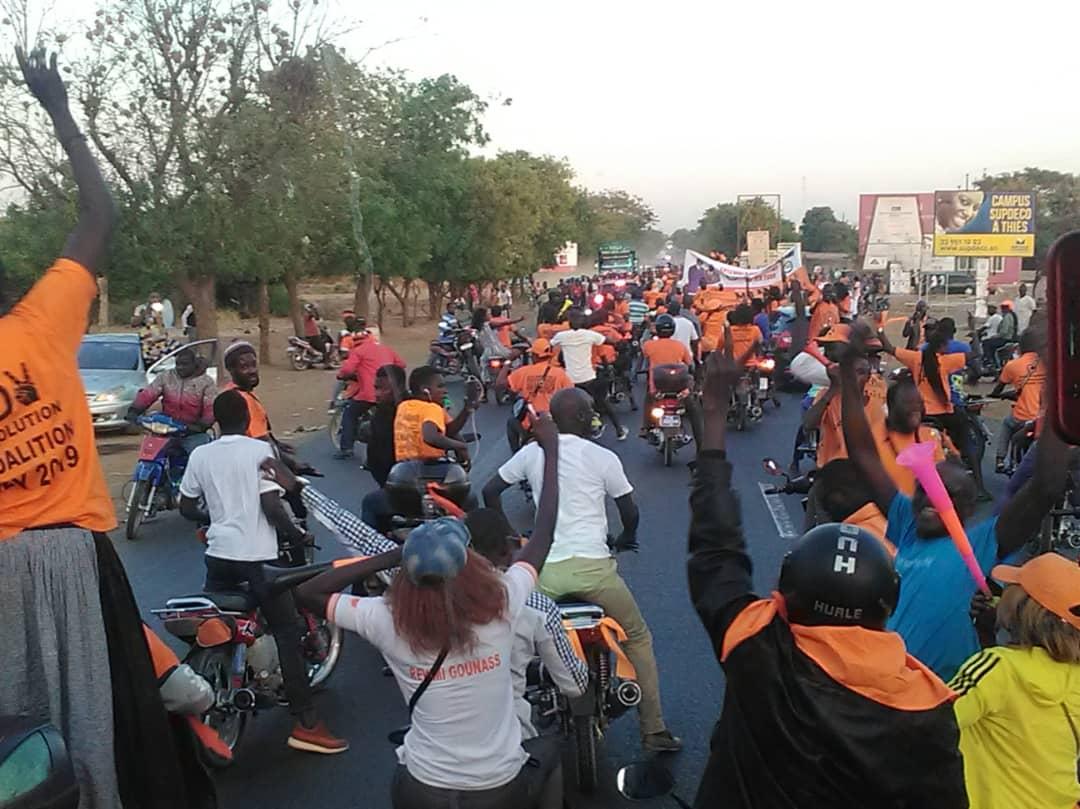 """Campagne électorale au Sénégal: """"si Thiès était un royaume, Idy serait (incontestablement) le seul roi"""""""