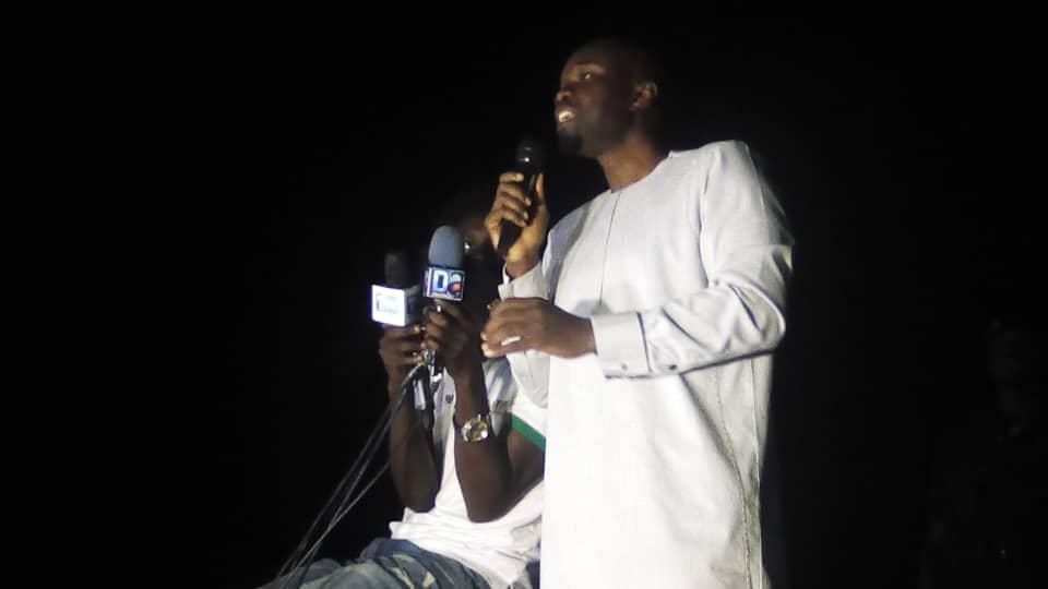 Sonko à Kaolack: Ousmane déterre les promesses de Macky non tenues
